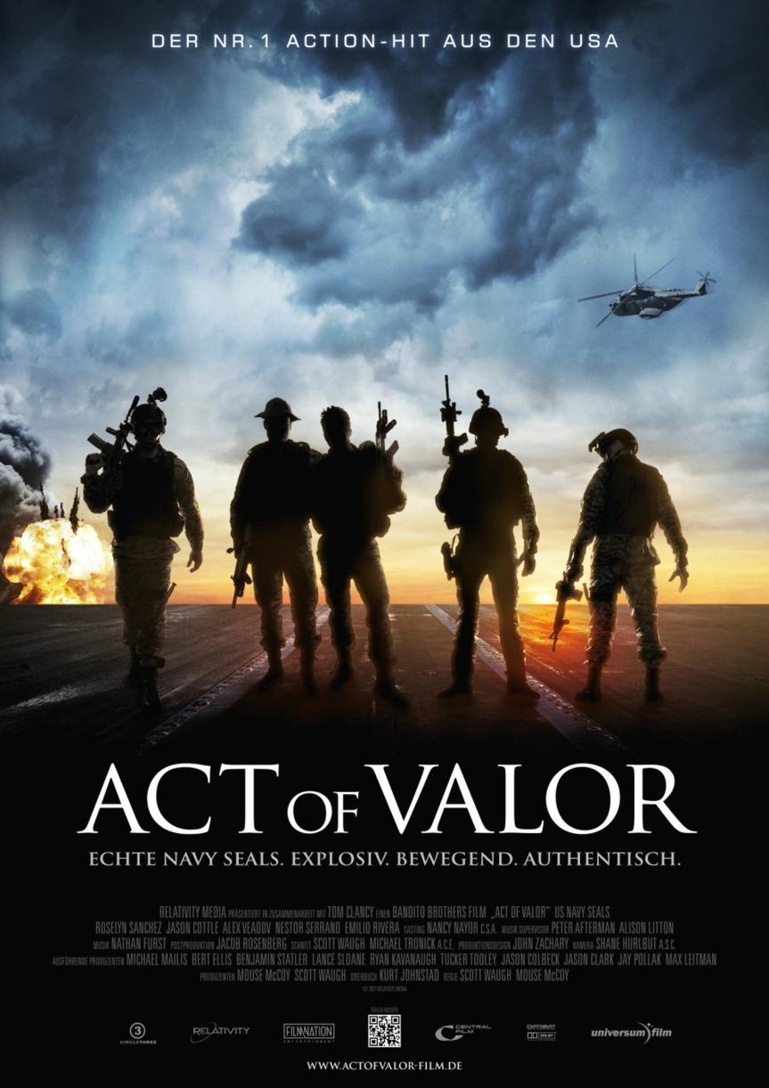 Act of valor – Larecensione