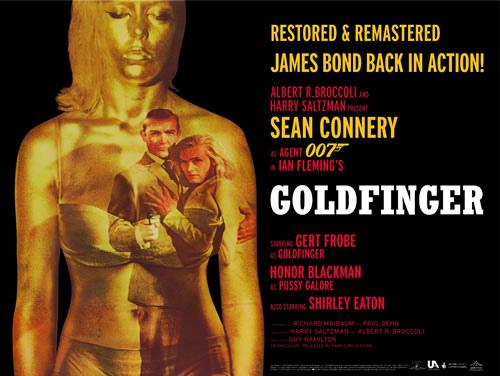 007 Goldfinger –Curiosità
