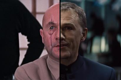 Non basta una giacca col collo alla coreana per fare Blofeld. Bisonga essere Blofeld.