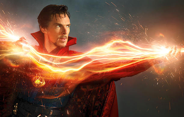 doctorstrangepowers