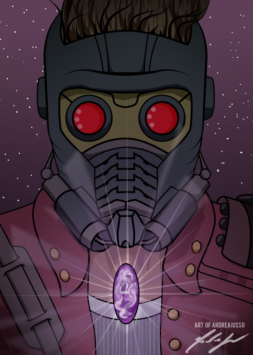 Star Lord colore 2
